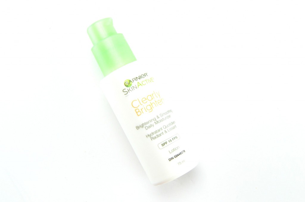 Garnier SkinActive Clearly Brighter Brightening & Smoothing Day Moisturizer