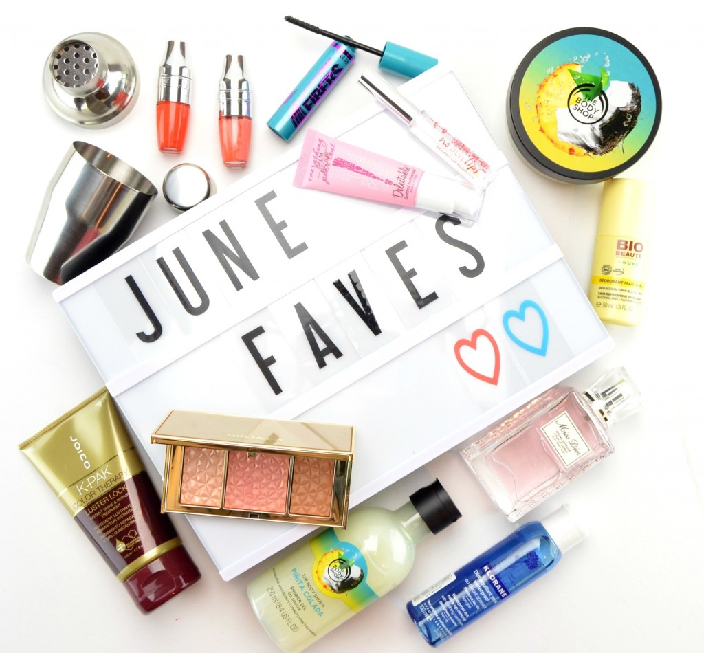 June Favourties