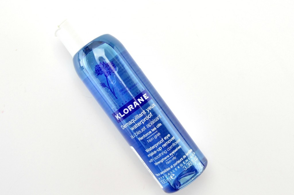 Klorane High-Performance Make-Up Removal