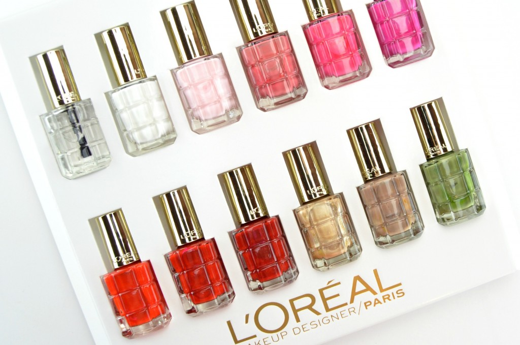 L\'Oreal Le Vernis A L\'Huile Review - Canadian Fashionista