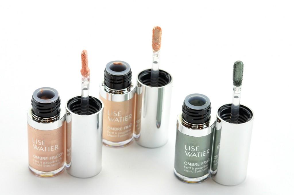 Lise Watier Ombre Fraîche Liquid Eyeshadow