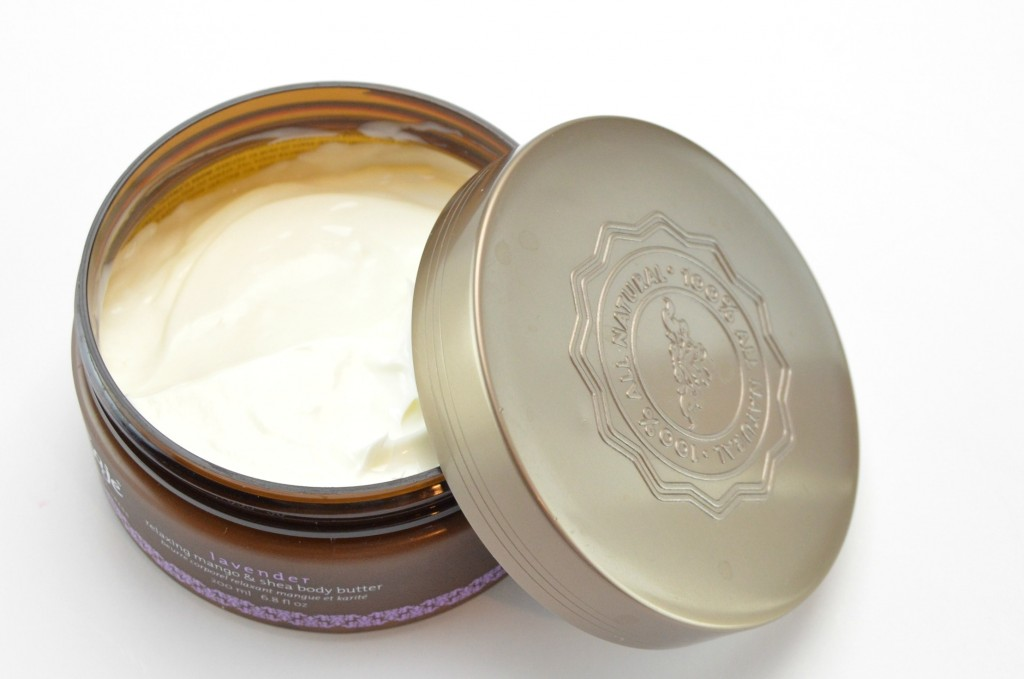 Saje Lavender Body Butter