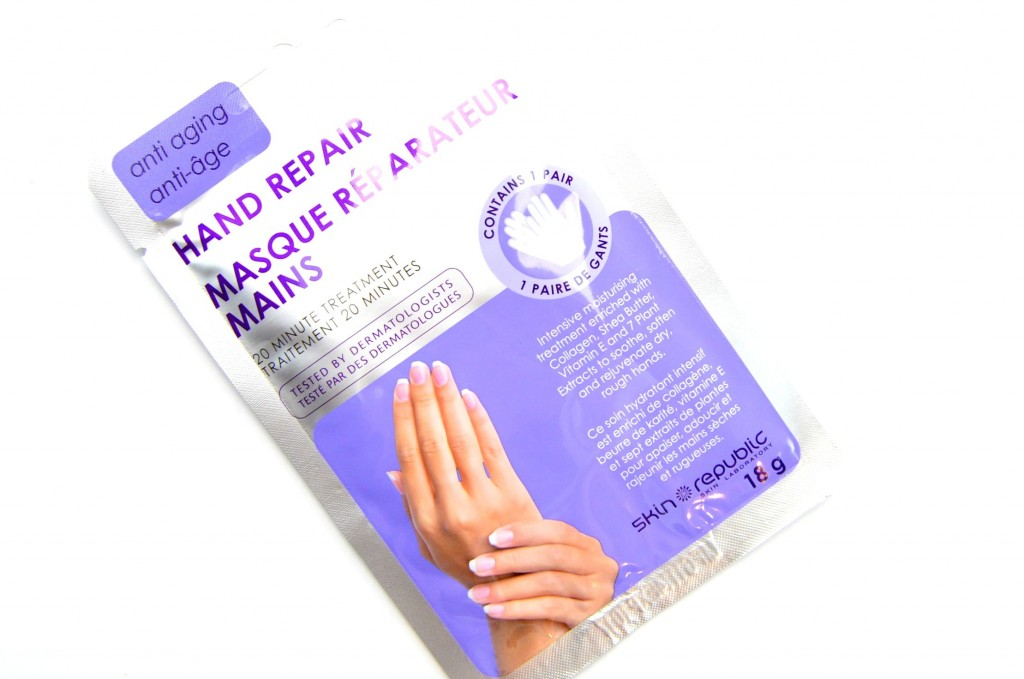 Skin Republic's Hand Repair Mask
