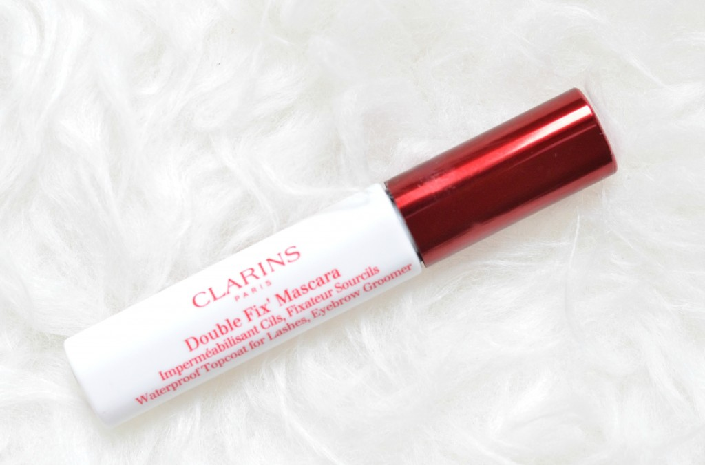 Clarins Fix' Make-Up and Double Fix Mascara
