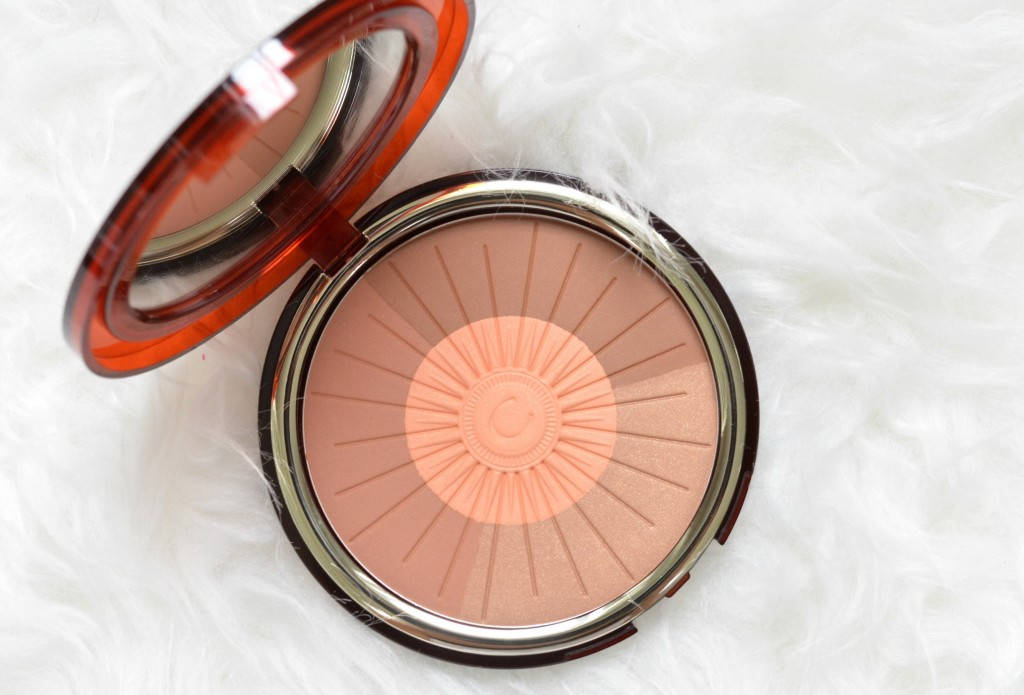 Clarins Bronzing Powder & Blush