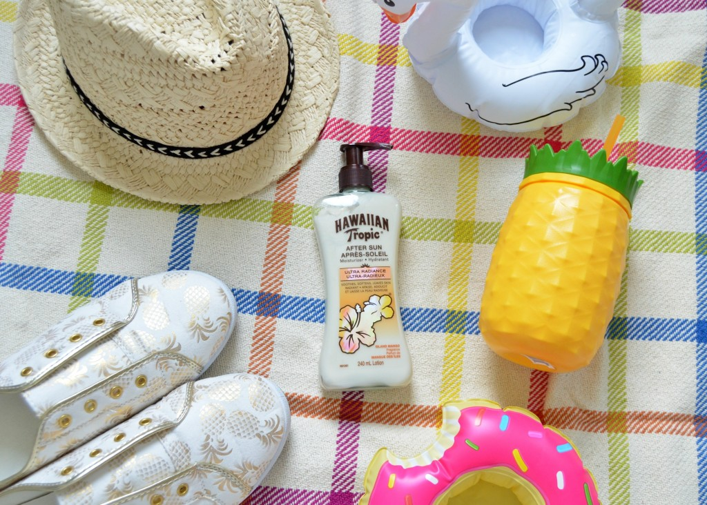 Hawaiian Tropic Ultra Radiance After Sun