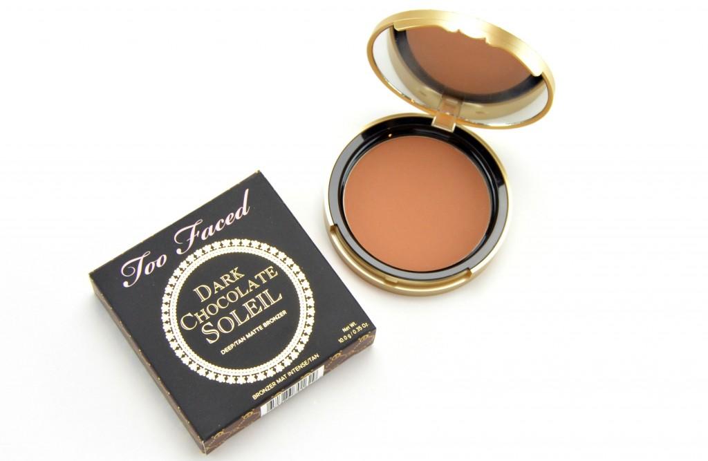 Too Faced Dark Chocolate Soleil