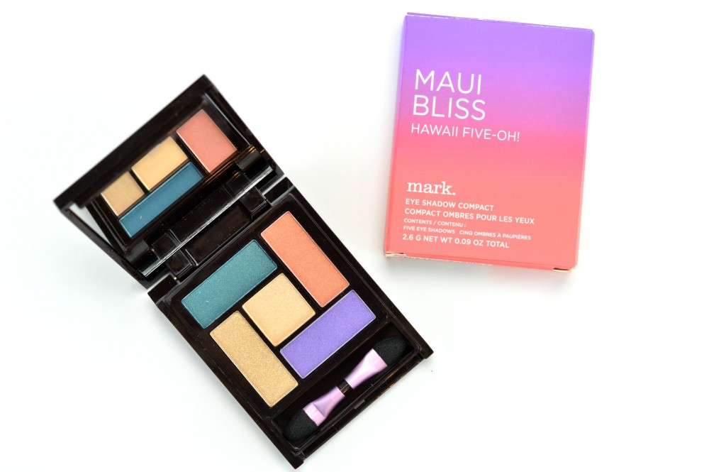 Maui Bliss Hawaii Five-Oh! Eye Shadow Compact