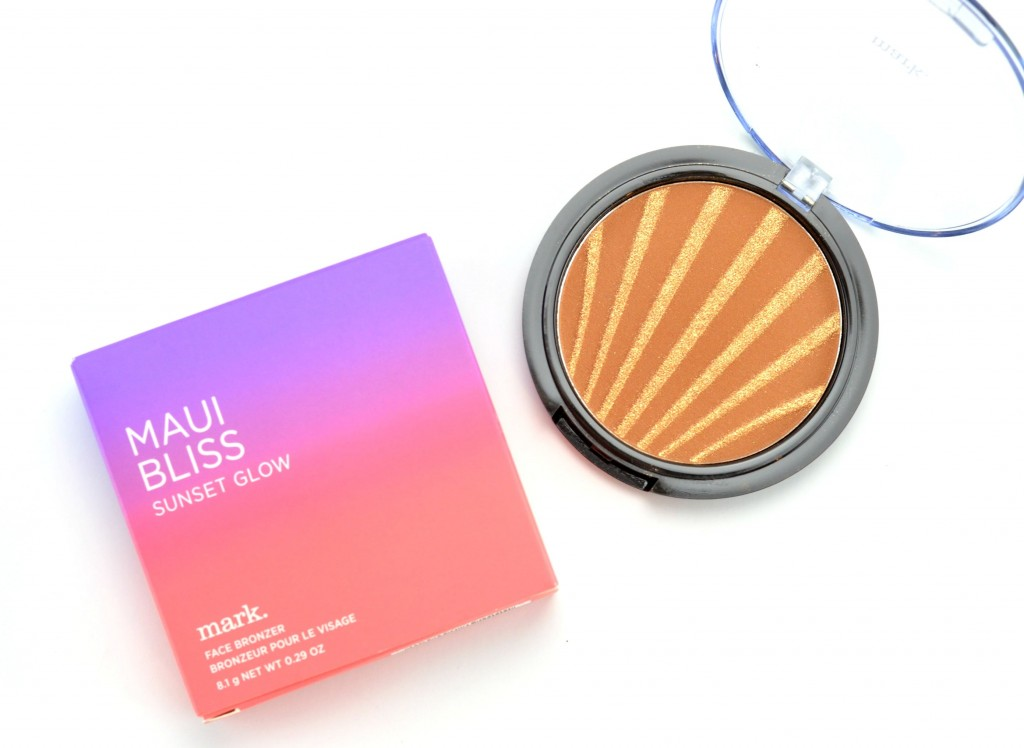 mark. Maui Bliss Sunset Glow Face Bronzer
