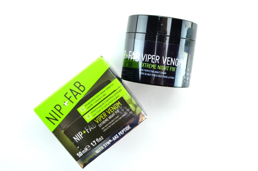 Nip+Fab Viper Venom Extreme Night Fix