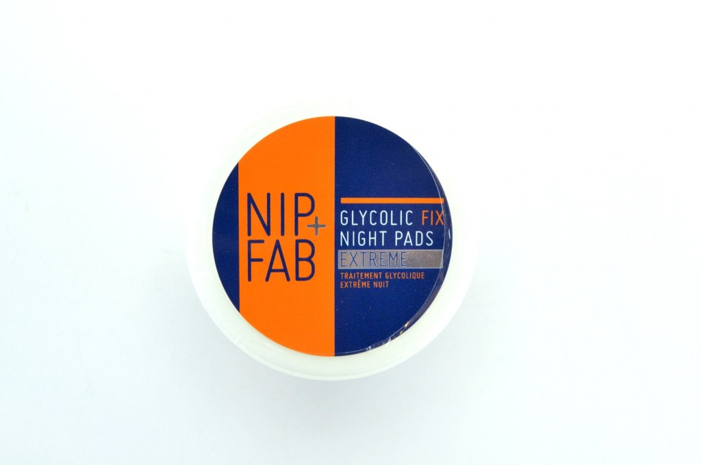 Nip+Fab Glycolic Fix Night Pads Extreme