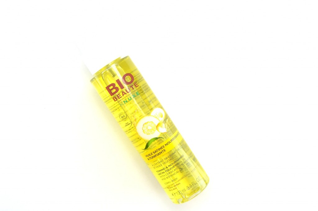 Bio Beaute by Nuxe Toning & Nourishing Satin-Touch Oil