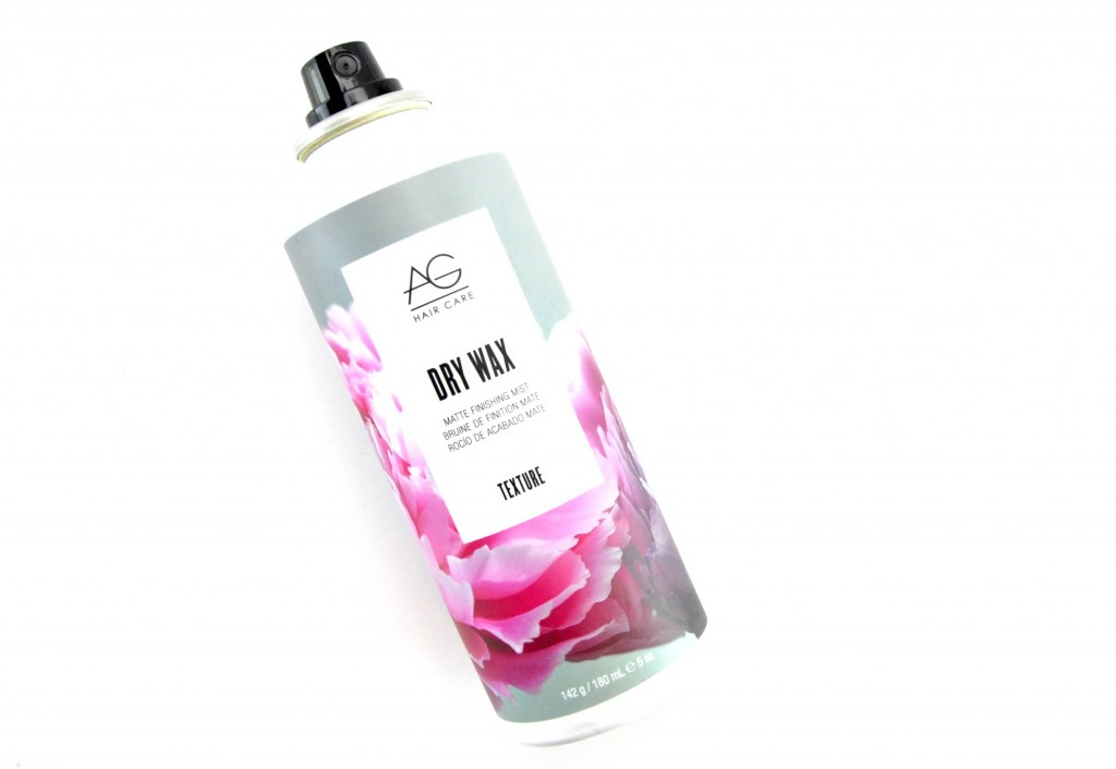 AG Dry Wax Matte Finishing Mist