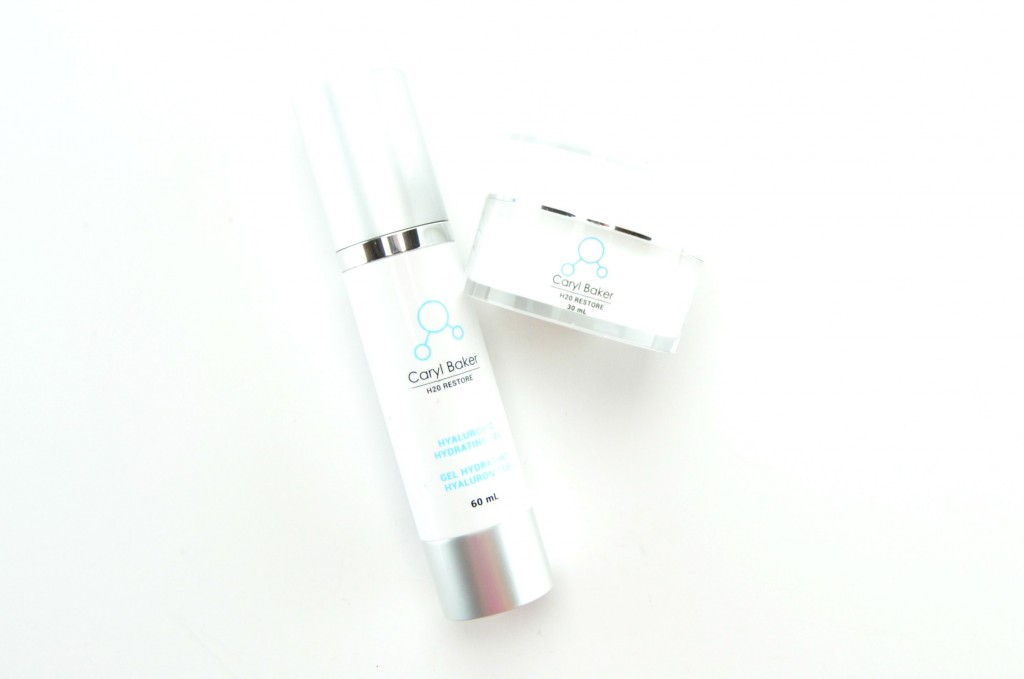 Caryl Baker H20 Restore Skin Care duo