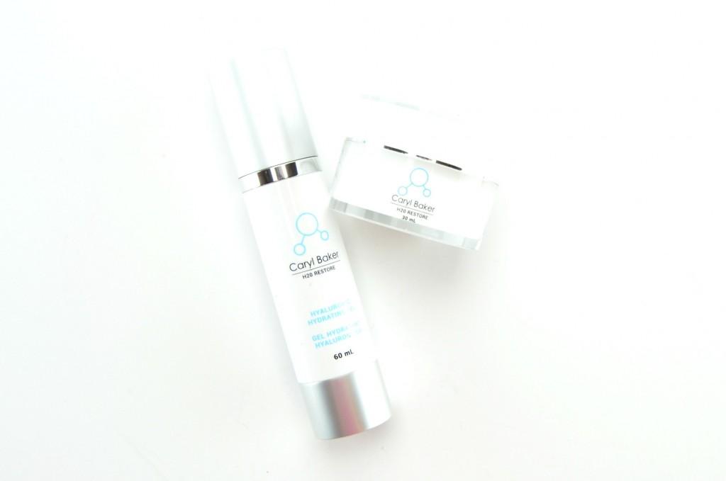 Caryl Baker H20 Restore Skin Care duo