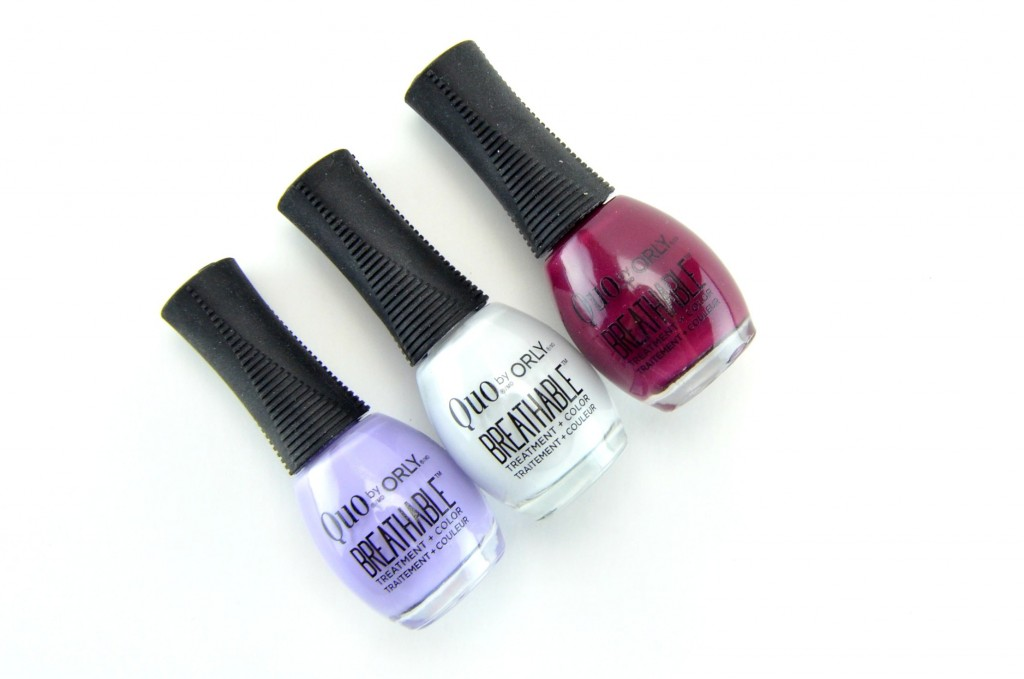 Quo by Orly Breathable Treatment + Color