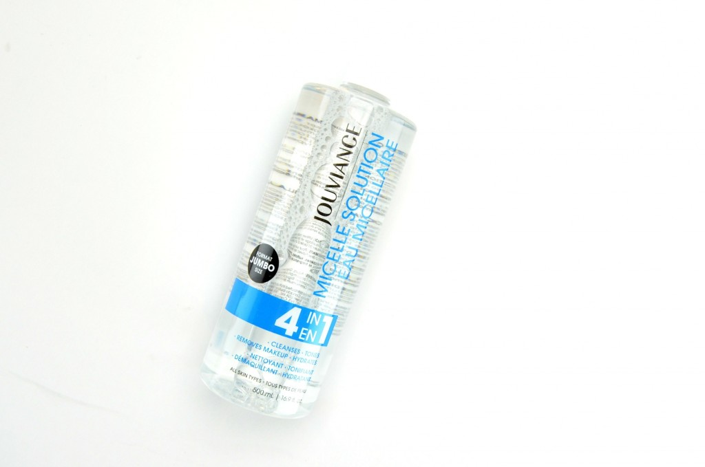 Jouviance Micelle Solutions 4-in-1 Cleanser