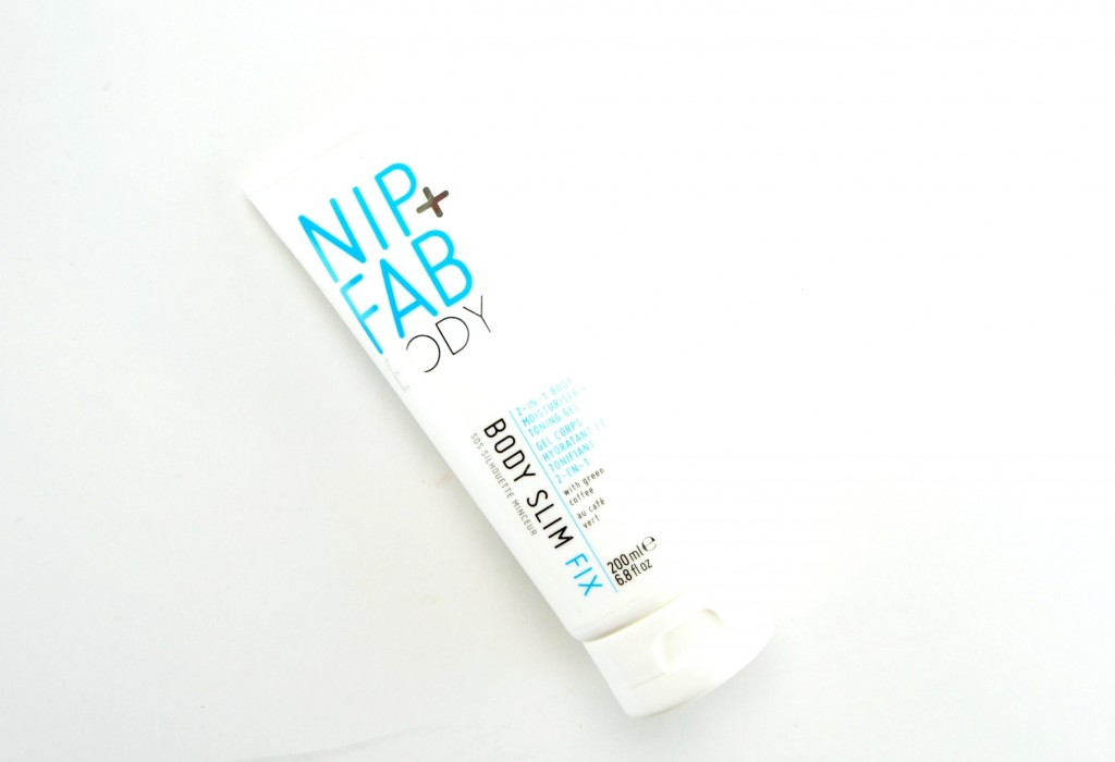 Nip+Fab Body Slim Fix 2-in-1 Body Moisturiser & Toning Gel