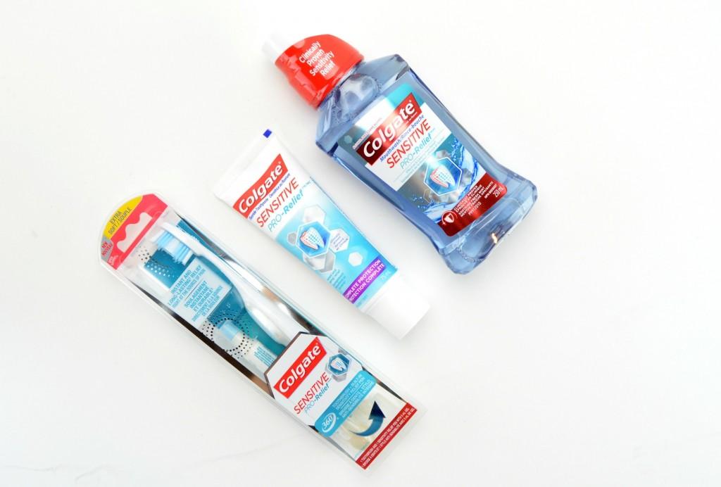 Colgate Sensitive Pro-Relief 360 Toothbrush