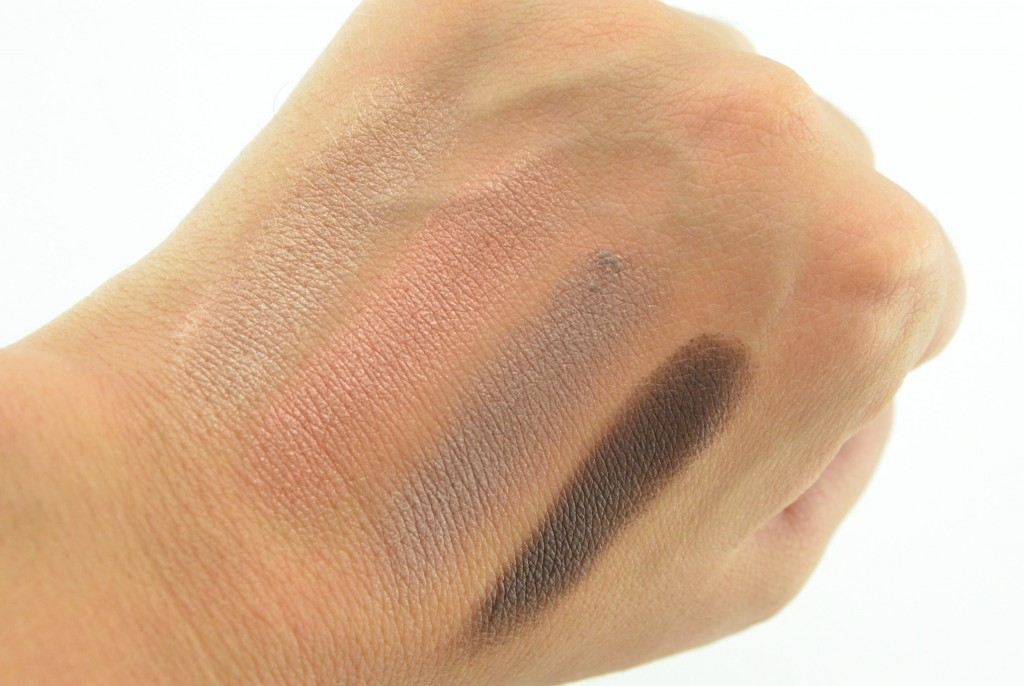 Clarins 4-Colour Eyeshadow Palette 01- Nude