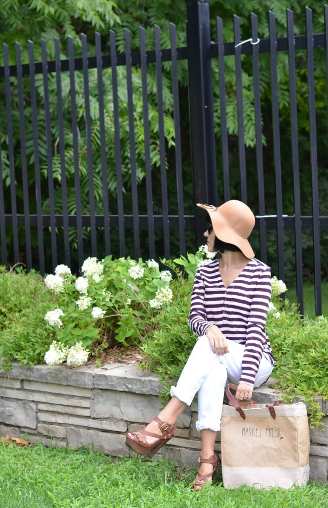 What to wear to the Farmer's Market