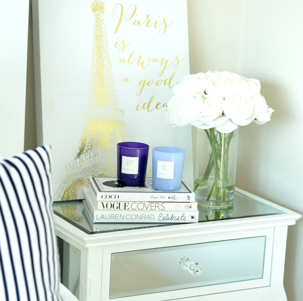 How to de-stress with Mugler Candles
