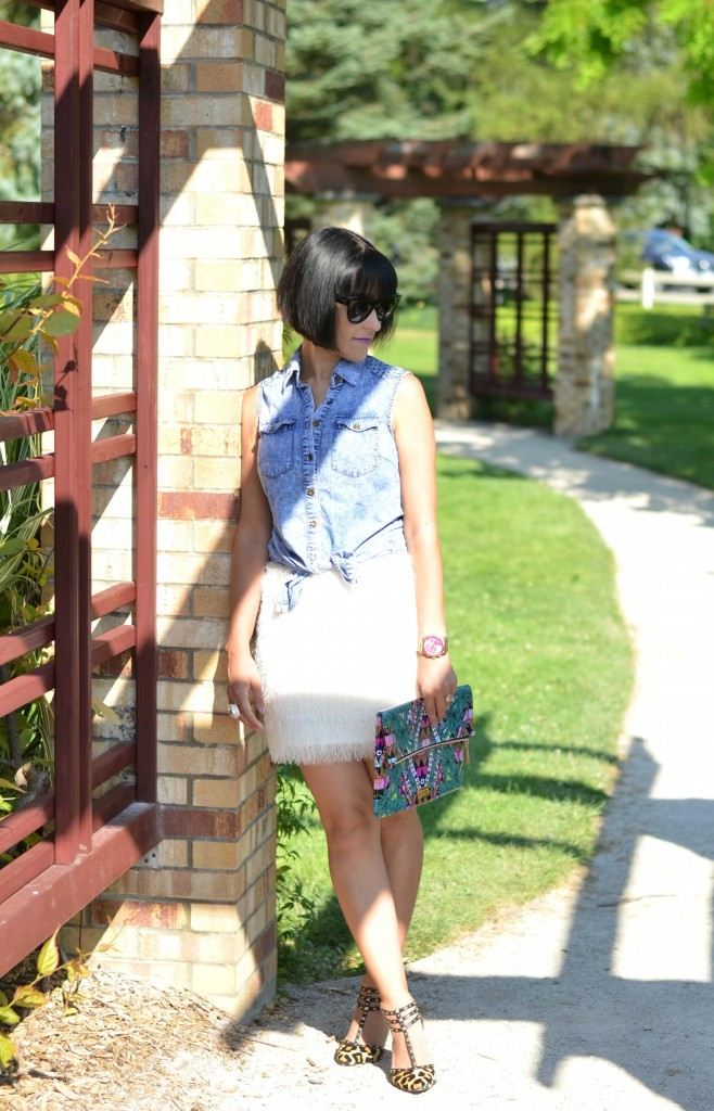 Short White Skirt (4)