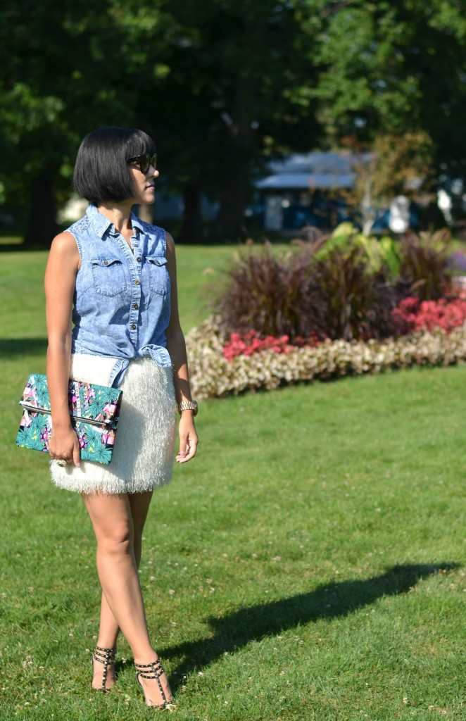 Short White Skirt (6)