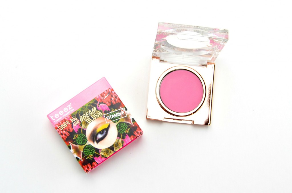 Teeez Cosmetics Soft as Sin Cream Blush