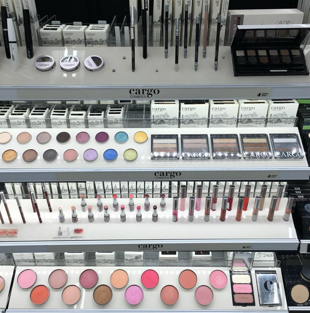 cargo cosmetics, thebalm, #inspiredbeauty