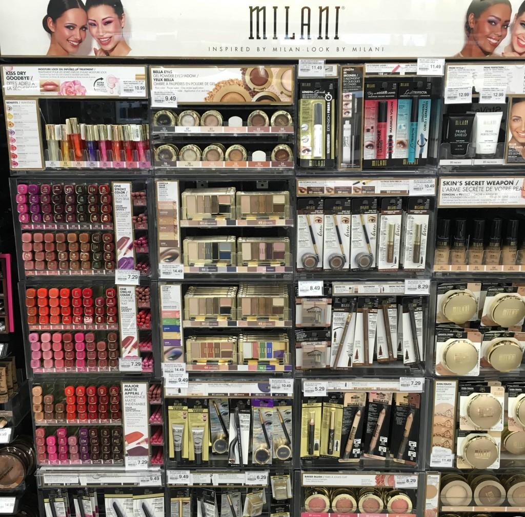 milani #inspiredbeauty