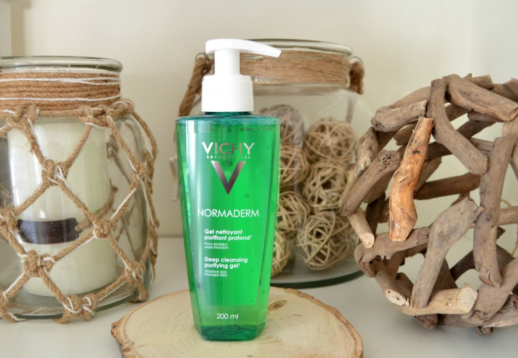 Vichy Normaderm Deep Cleansing Gel