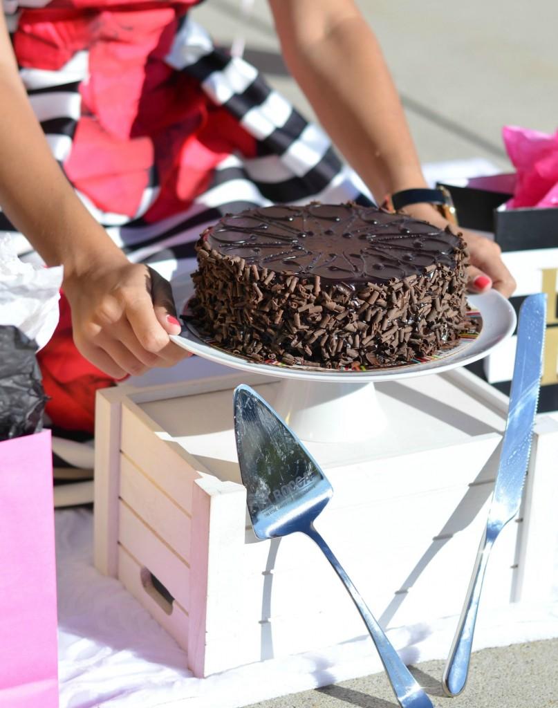 La Rocca's Chocolate Truffle