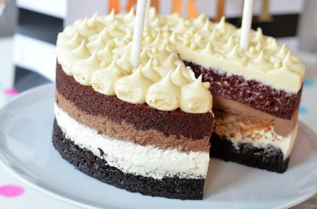 La Rocca 'Greatest Hits Cake'