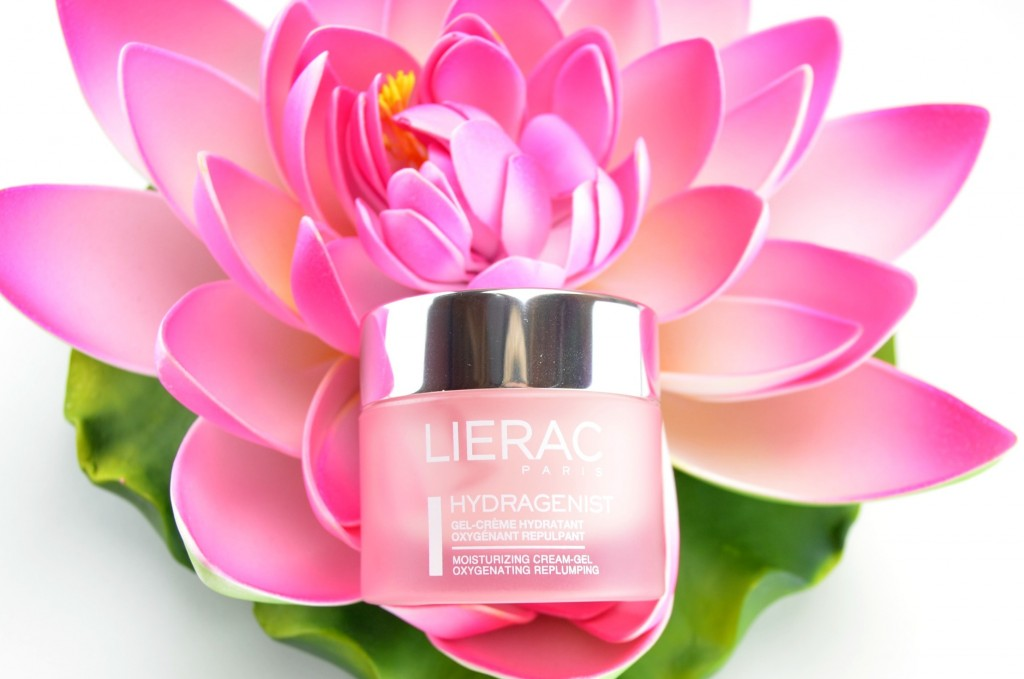 Lierac HYDRAGENIST Moisturizing Cream-Gel Oxygenating & Re-plumping
