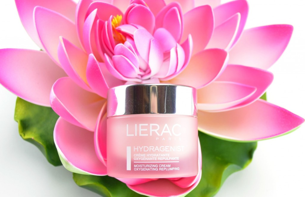 Lierac HYDRAGENIST Moisturizing Cream Oxygenating & Re-plumping