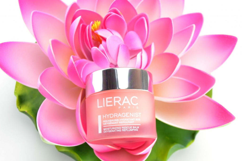 Lierac HYDRAGENIST Extreme Moisturizing Rescue Balm Oxygenating & Re-plumping