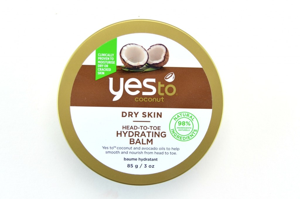 Yes to Coconut Head-To-Toe Hydrating Balm