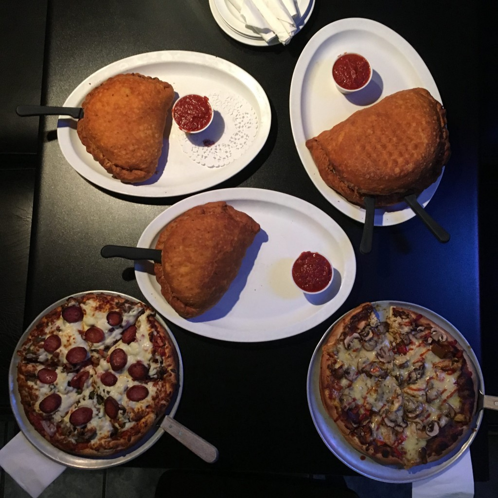 Louie's Pizza And Pasta