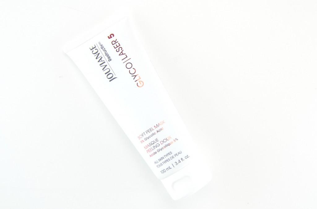 Jouviance Glyco/Laser Soft Peel Mask 5% Glycolic Acid