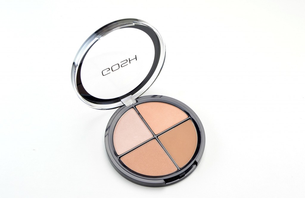 Gosh Cosmetics Contour N' Strobe Kit