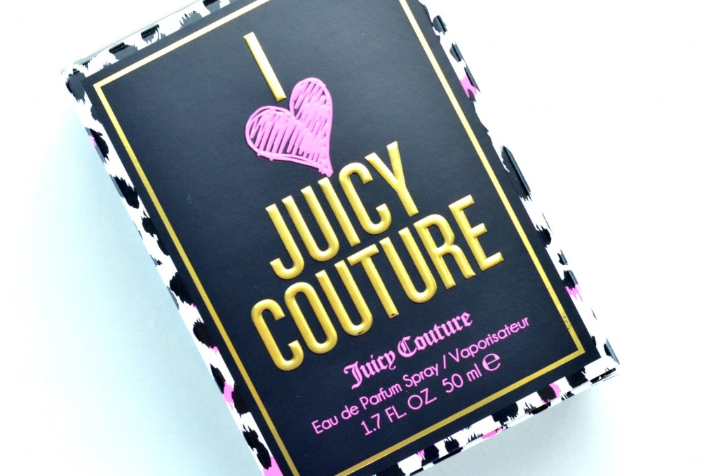 I <3 JUICY COUTURE