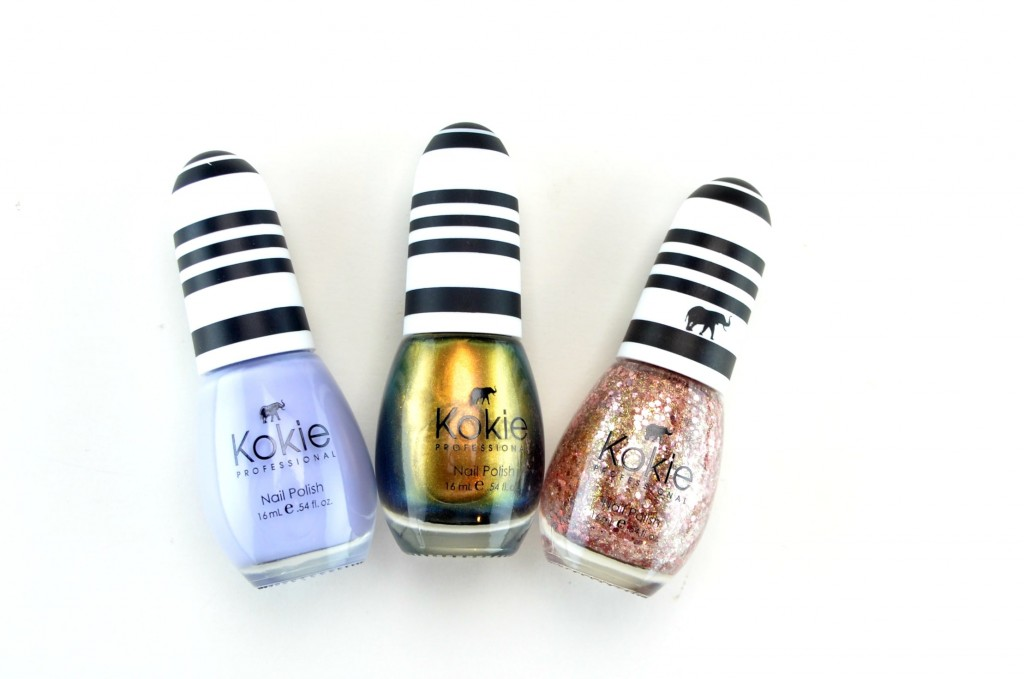 Kokie Nail Polishes