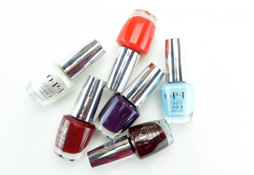 OPI Infinite Shine Gel Effects Lacquer