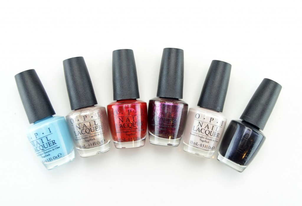 OPI Breakfast at Tiffany's Collection