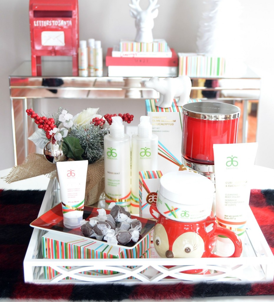 Holiday Gift Guide with Arbonne