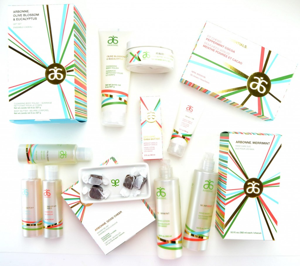 Holiday Gift Arbonne