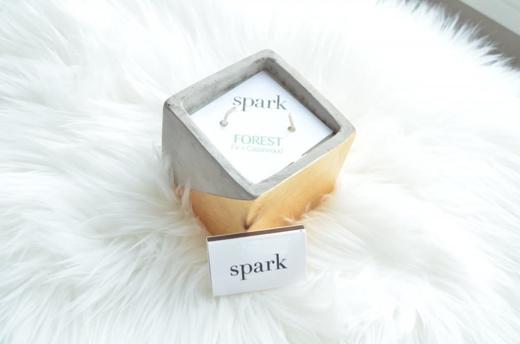 Spark Candle