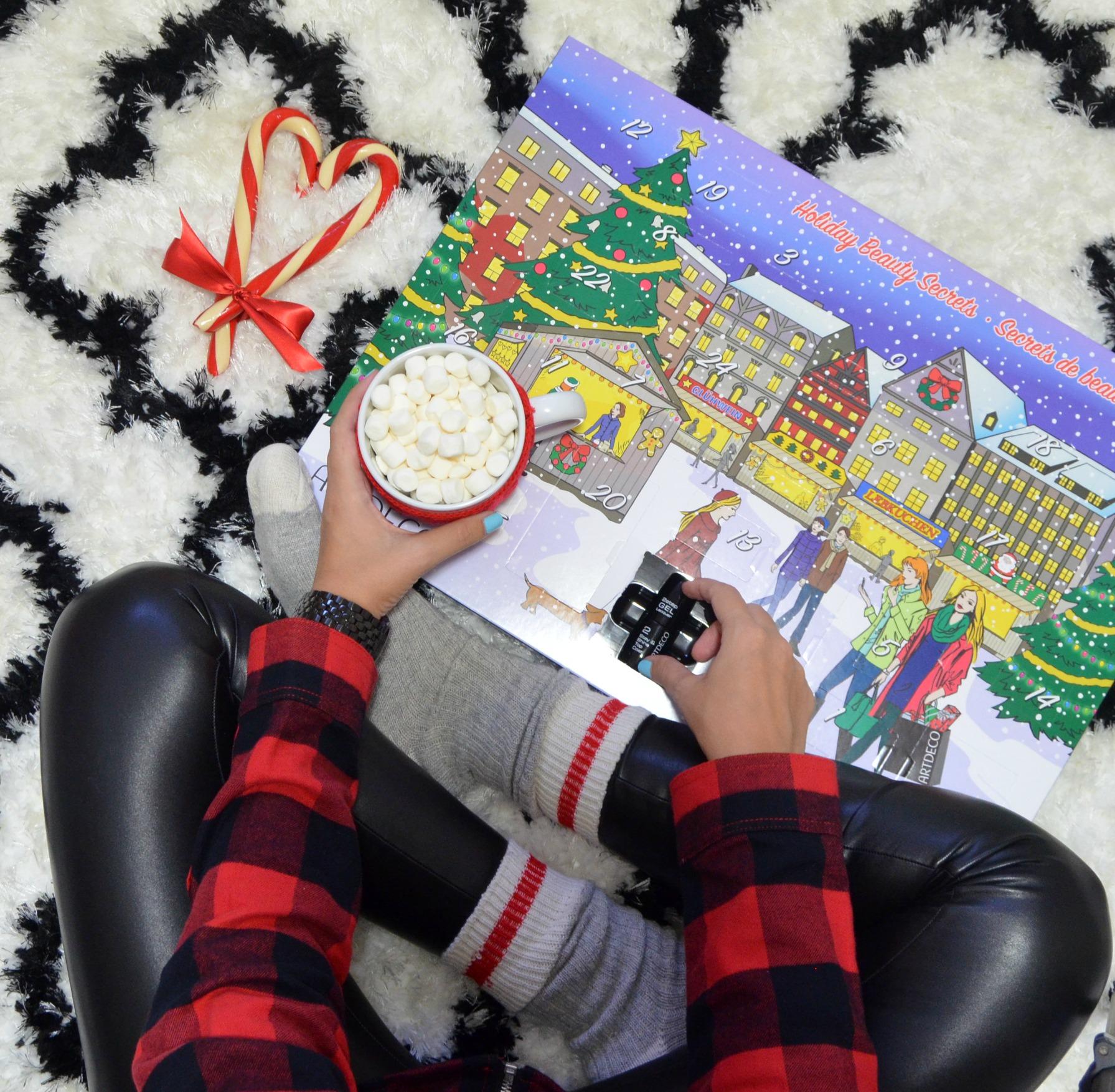 Art Deco Advent Calendar : Artdeco advent calendar canadian fashionista