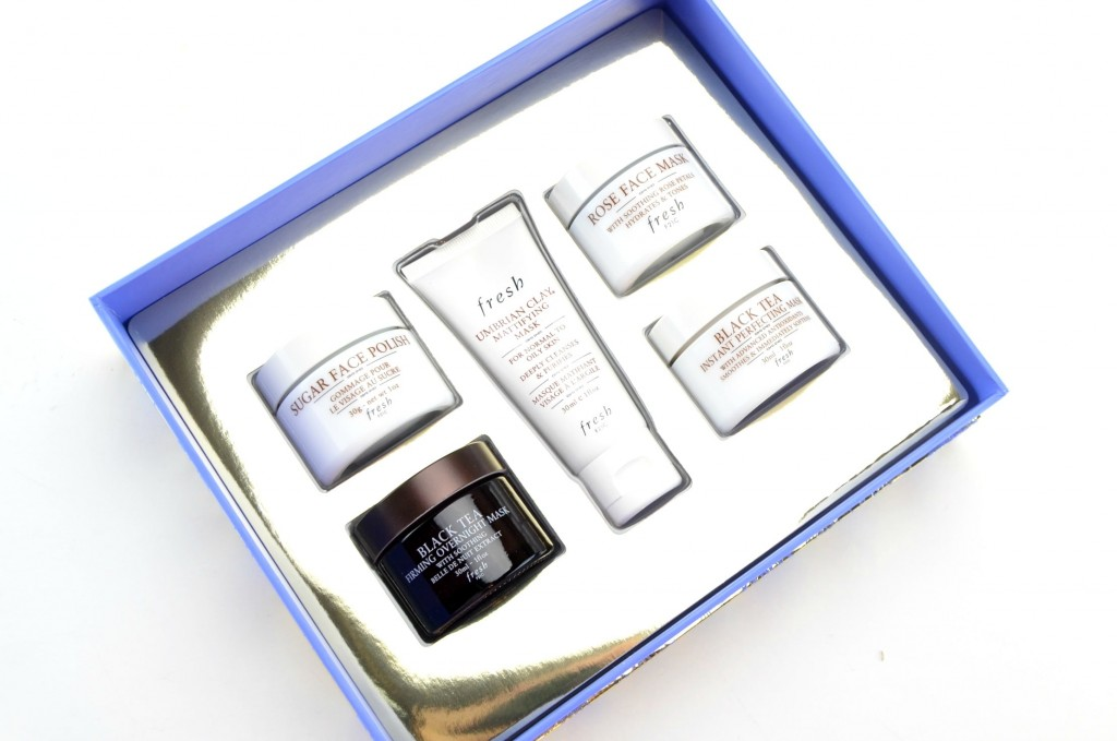 Fresh Mini Mask Spa Set